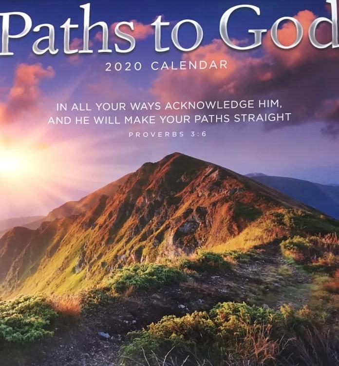 My 2020 Calendar (2)